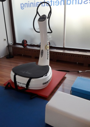 Training Power Plate