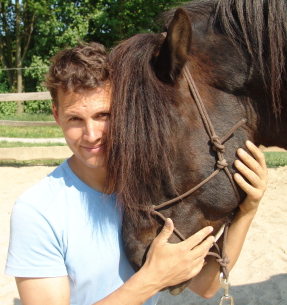 Frank Laskowski Pferd